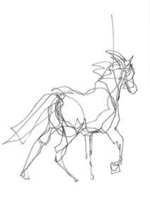 pur-sang cheval