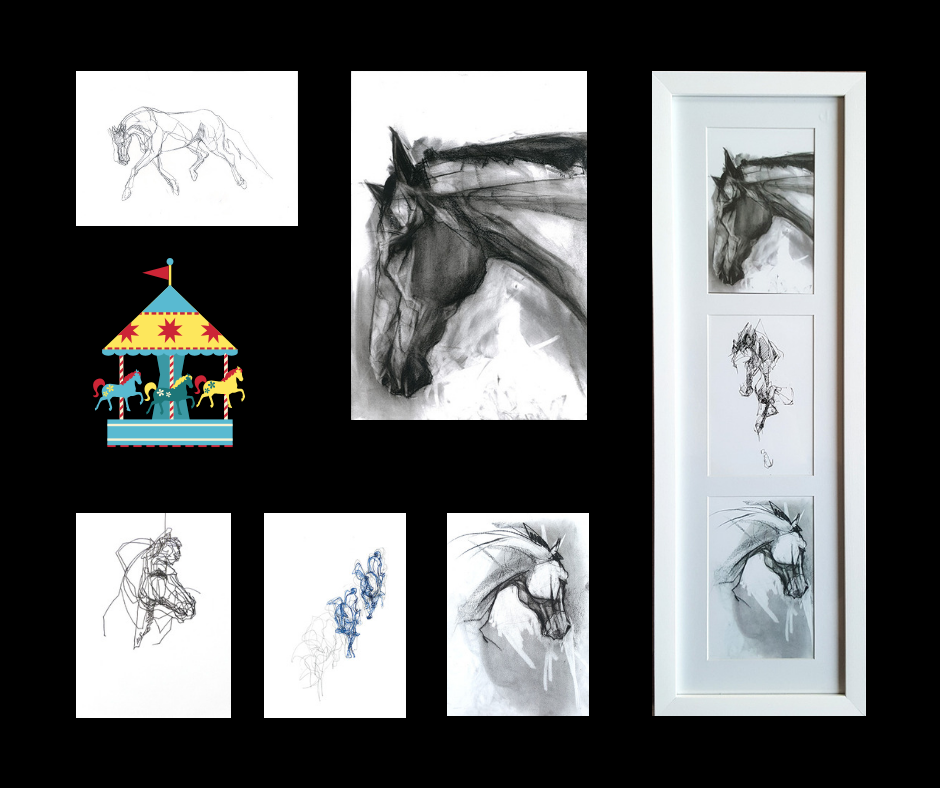 horselovers prints