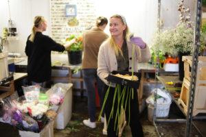 Faire des bouquets pour FlowRescue