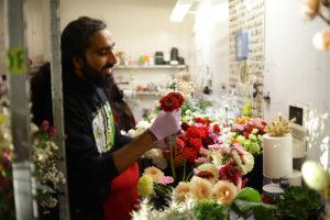 le sourire des fleurs